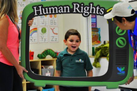 Human Rights Class in a Box Elementary Schools